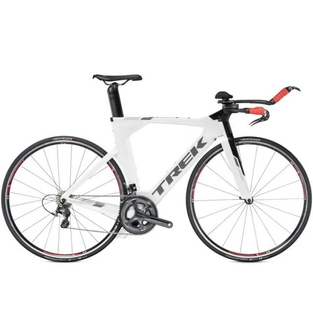 Velo Route Triathlon-TREK Speed Concept 7.5-Nouveau- Cristal Blanc