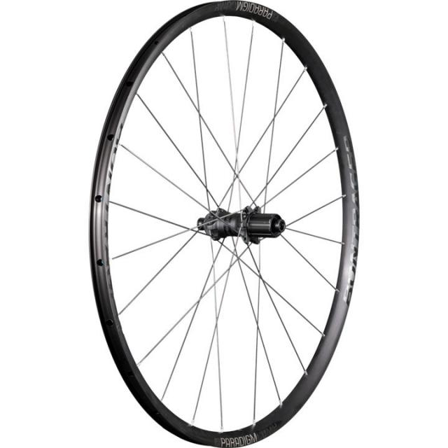 Roue Arriere Velo Route- Bontrager Paradigm Elite TLR Disc-NEW- Charco Viper Rouge