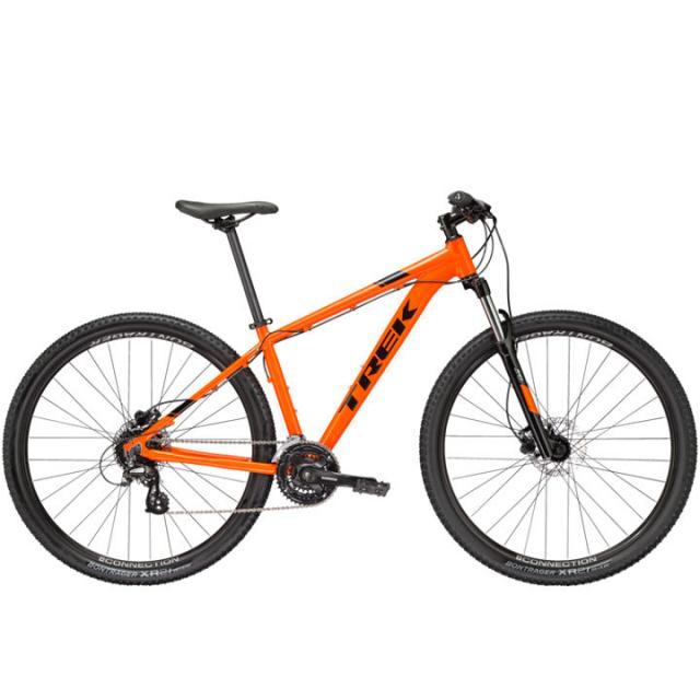Velo VTT Semi-rigide-Trek MARLIN 6- Roue 27.5./29- Orange