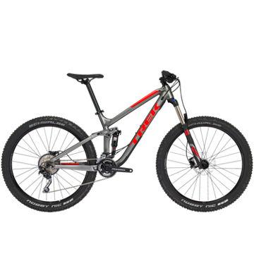 Velo VTT Trail TS-Fuel EX 5 27.5 Plus (MY18)-2018- Antracite Blue