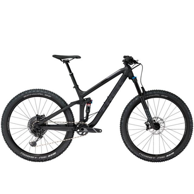 Velo VTT TS-Trek Fuel EX 8 27.5 Plus (MY18)- Noir Matt