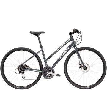 Velo Fitness-Trek FX 2 Stagger DISC (MY18)-Lady- Charco
